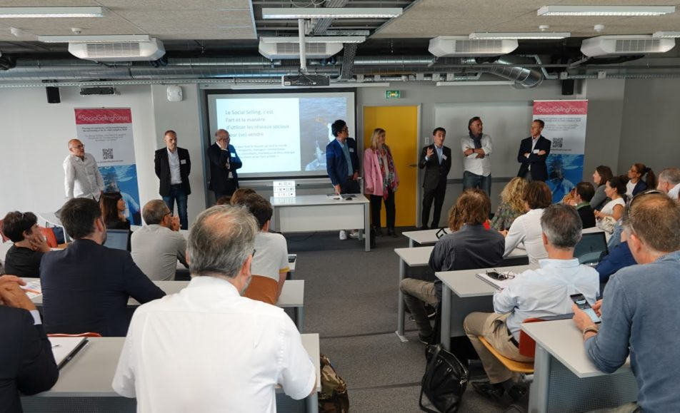 (Marseille) – 7 & 8 avril 2020 – #SocialSellingForum #EnLigne