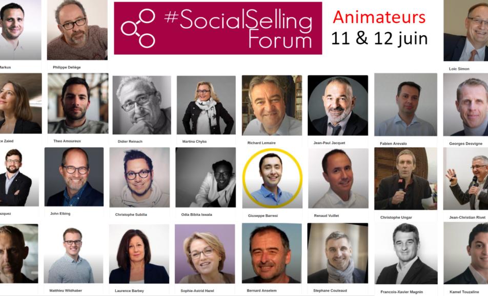 (Geneve) 11 & 12 juin 2020 – #SocialSellingForum #EnLigne