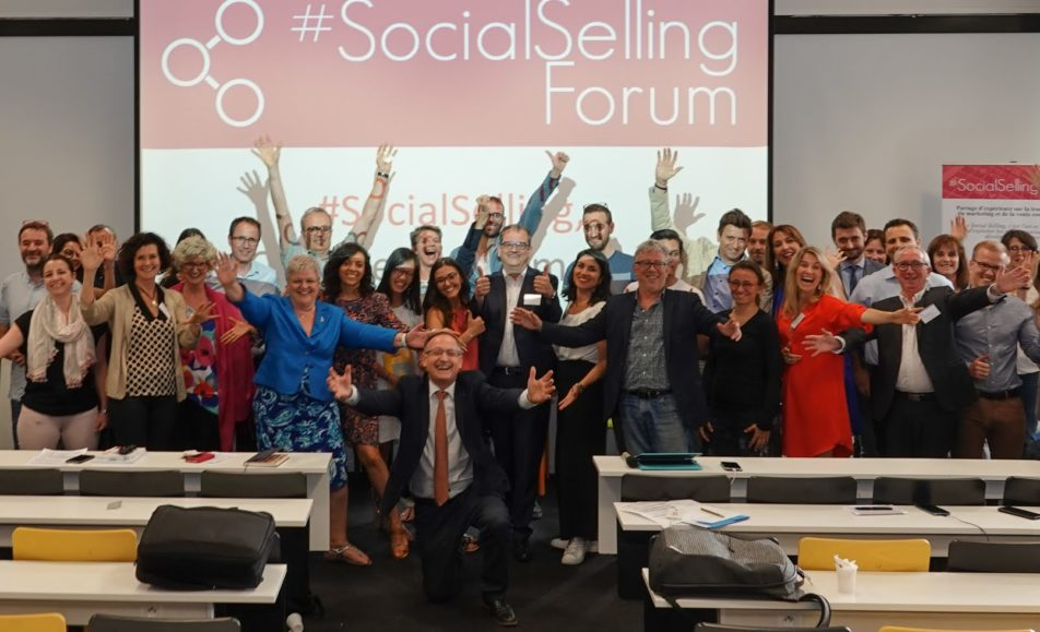 (Lyon) Mercredi 29 & Jeudi 30 avril 2020 – #SocialSellingForum #EnLigne