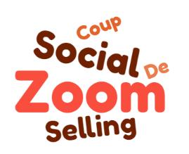 Mercredi 03 mars (12h-14h) – Stratégie & Routine LinkedIn – #CoupDeZoom #SocialSelling